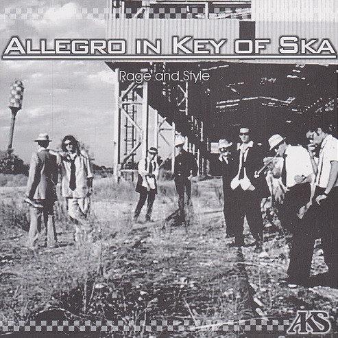 AKS - Allegro in Key of Ska CD