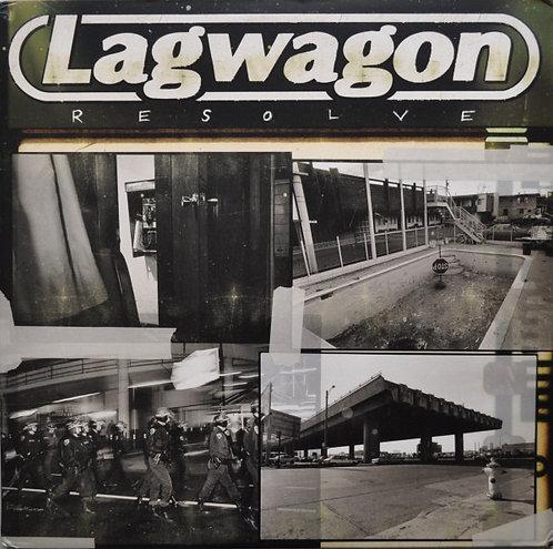 LAGWAGON - Resolve LP