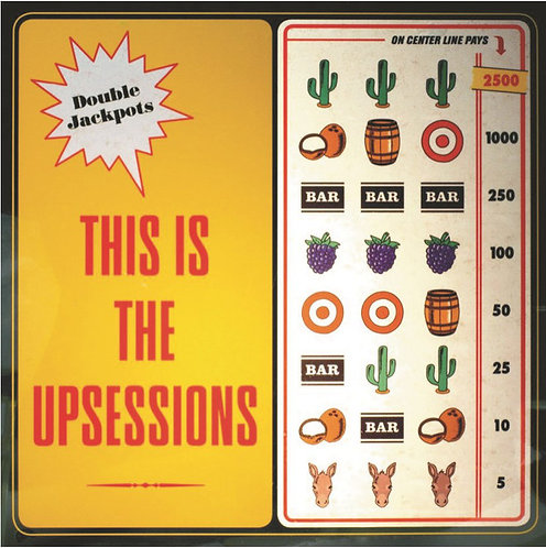 UPSESSIONS (THE) - This is Upsessions CD