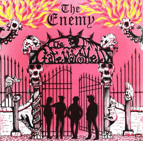 ENEMY (THE)  - The Gateway To Hell CD