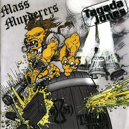 """MASS MURDERERS / TAGADA JONES - Mass Murderers / Tagada Jones 10"""" (Picture Disc)"""