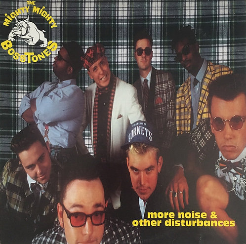 MIGHTY MIGHTY BOSSTONES (THE) - More Noise And Other Disturbances LP