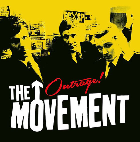 MOVEMENT (THE) - Outrage! CD