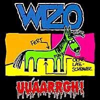 WIZO - Uuaarrgh! LP
