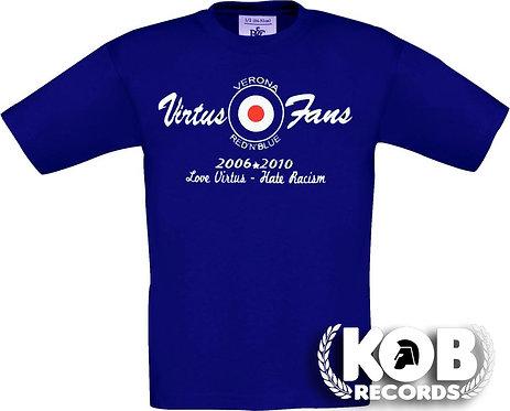 VIRTUS FANS 4th Anniversary Junior T-Shirt