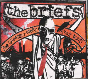 BRIEFS (THE) - The Greatest Story Ever Told CD+DVD