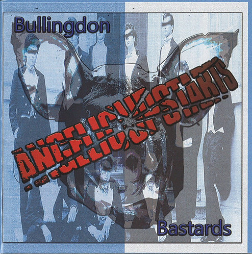 ANGELIC UPSTARTS - Bullingdon Bastards 2xCD