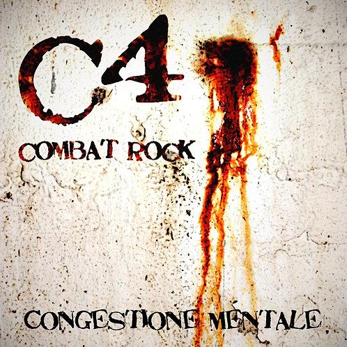 C4 COMBAT PUNK - Congestione Mentale CD