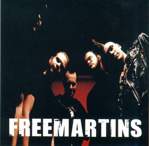 FREEMARTINS - Freemartins CD
