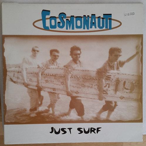 COSMONAUTI - Just Surf LP (White)