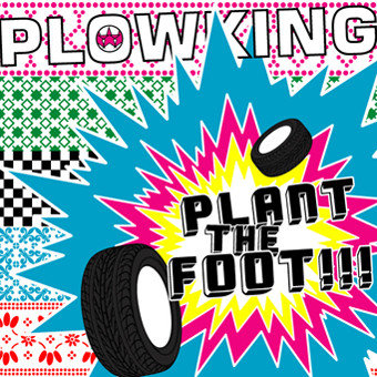 PLOWKING - Plant of the Foot CD