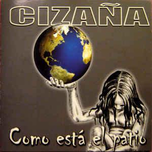 CIZANA - Como Está El Patio CD