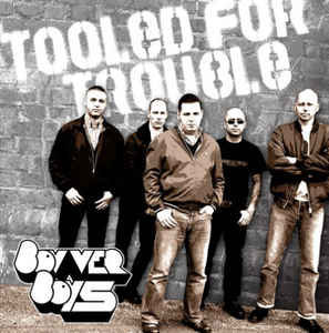BOVVER BOYS - Tooled For Trouble CD