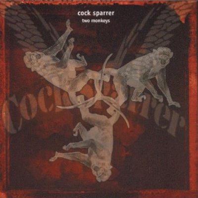 COCK SPARRER - Two Monkeys CD