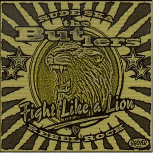 BUTLERS (THE) - Fight Like a Lion CD