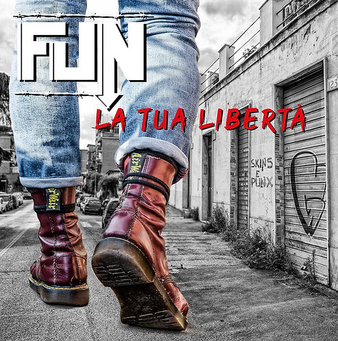 FUN - La Tua Libertà CD