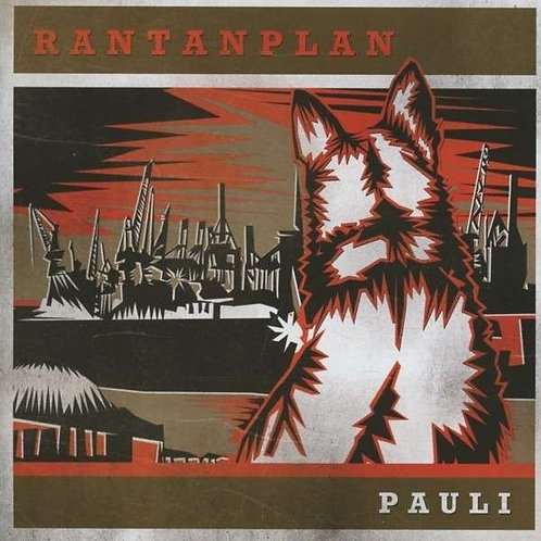 RANTANPLAN - Pauli CD