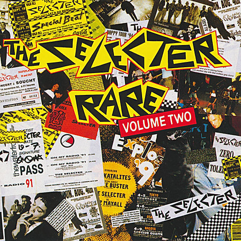 SELECTER (THE) - Rare Volume Two CD