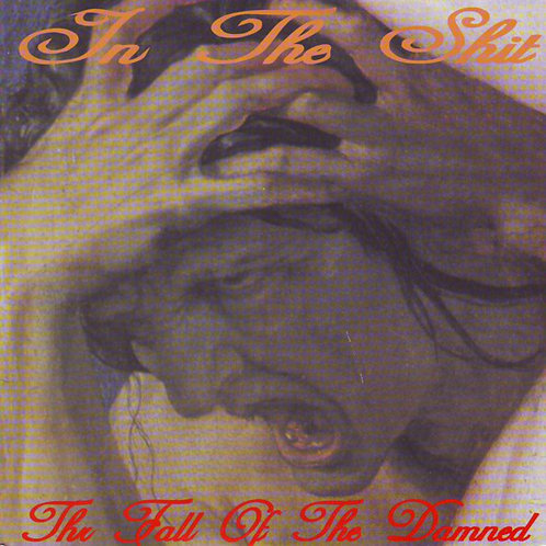 """IN THE SHIT - The Fall Of The Damned EP 7"""""""