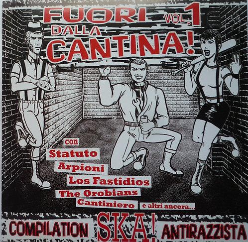 V/A - Fuori Dalla Cantina! Vol.1 CD