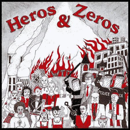 "HEROS & ZEROS - Heros & Zeros EP 7"""