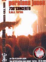PERSIANA JONES 730° Concerto VHS