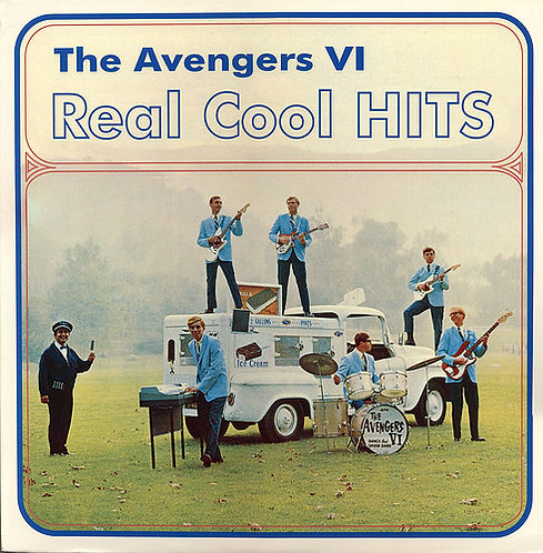 AVENGERS VI (THE) - Real Cool Hits LP