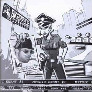 SKARFACE - Mythic Enemy #1 LP