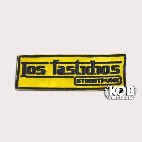 LOS FASTIDIOS Lambretta Style Patch / Toppa