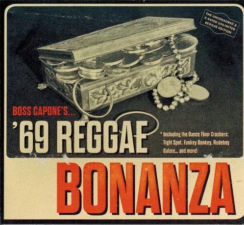 BOSS CAPONE - Boss Capone's '69 Reggae Bonanza CD