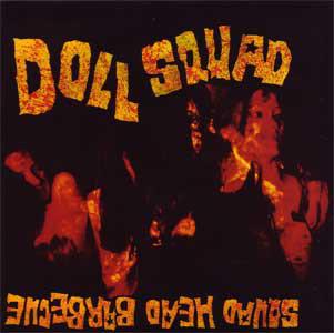 "DOLL SQUAD - Squad Head Barbecue EP 7"" (Green)"