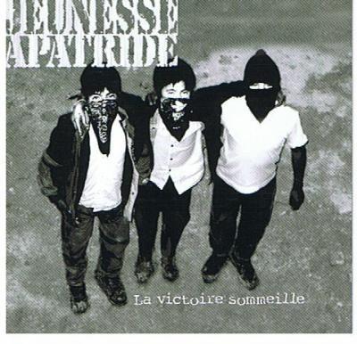 JEUNESSE APATRIDE - La Victoire Sommeille CD