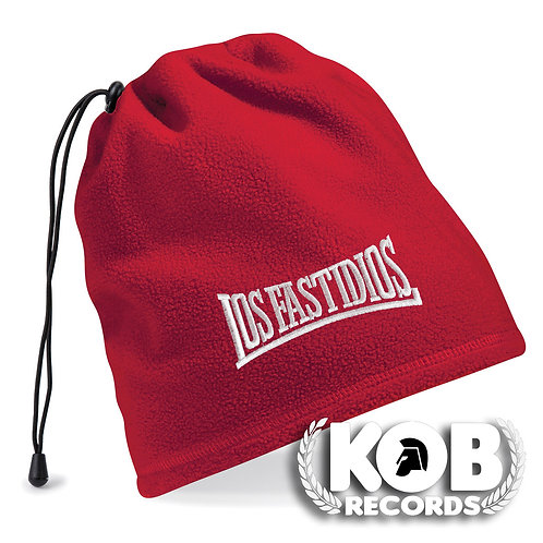 LOS FASTIDIOS Scaldacollo / Neck warmer Red