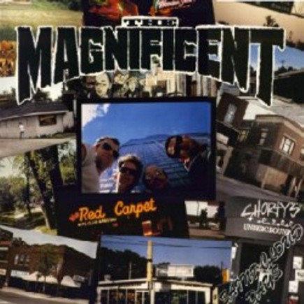 MAGNIFICIENT (THE) - Sains Cloud Days LP