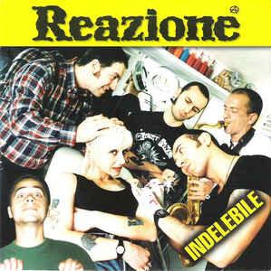 """REAZIONE - Indelebile EP 7"""""""
