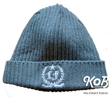 LOS FASTIDIOS Sailor Beanie Grey