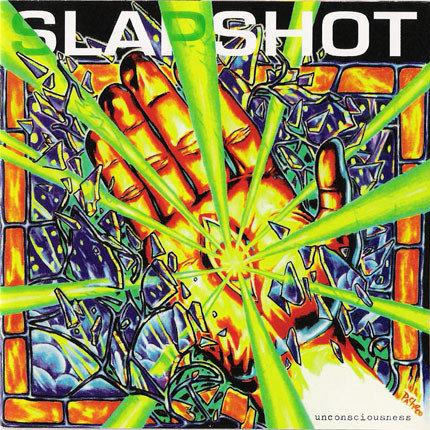 SLAPSHOT - Unconsciousness LP