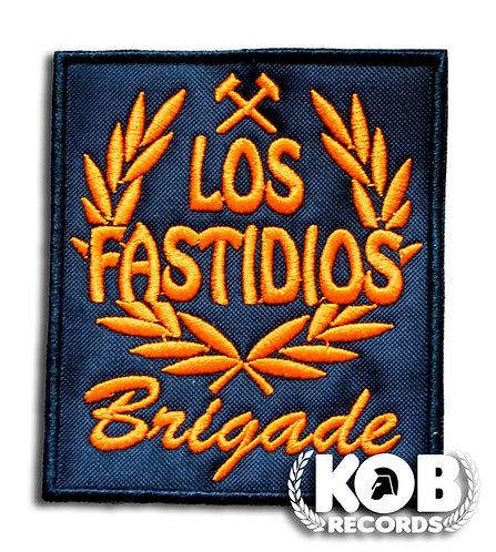 LOS FASTIDIOS BRIGADE Patch