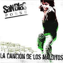 SAN BLAS POSSE - La Canción De Los Malditos CD