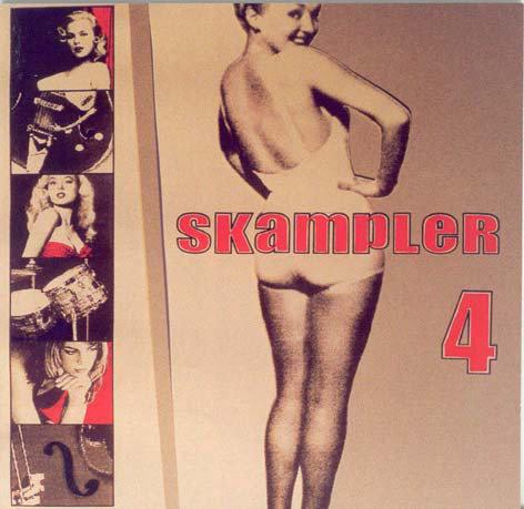 V/A SKAMPLER 4 2LP