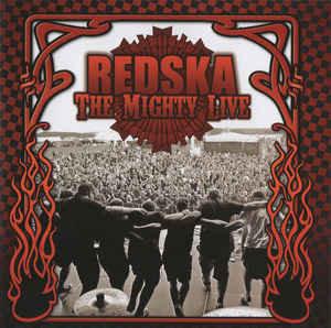REDSKA - The Mighty Live CD