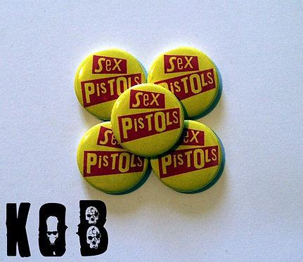 SEX PISTOLS Button
