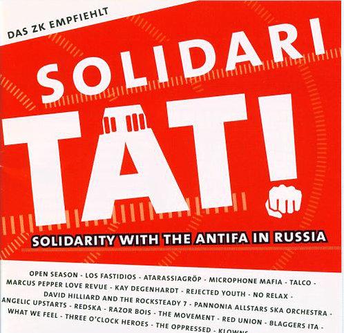 V/A  SolidariTAT! Solidarity With The Antifa In Russia CD