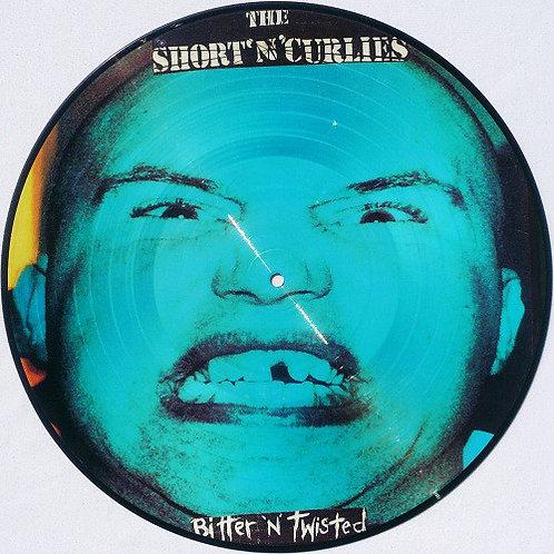 SHORT'N'CURLIES (THE) - Bitter'n'Twisted LP