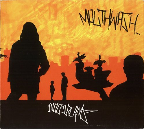 MOUTHWASH - 1000 Dreams CD
