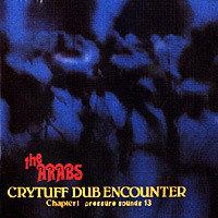 PRINCE FAR I AND THE ARABS - Crytuff Dub CD