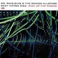 Dr RING DING & THE SENIOR ALLSTARS meet VICTOR RICE - CD