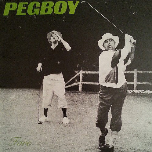 PEGBOY - Fore LP