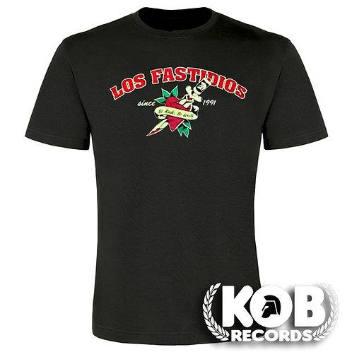 LOS FASTIDIOS SO RUDE, SO LOVELY T-Shirt