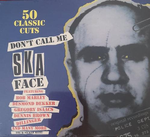 V/A  - Don't Call Me Ska Face 3CD